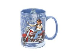 "FO-83000 Кружка ""Байкер"" (Mug The Motorbike. Forchino)"